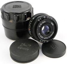 *NEW* INDUSTAR 50-2 Russian Lens Fuji Fujifilm X Mount FX X-Pro 1 2 X-T 10 20 A
