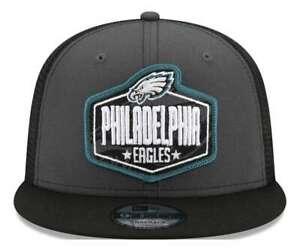New Era - NFL Philadelphia Eagles 2021 Draft 9Fifty Trucker Snapback Cap - Mehrf