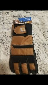 Carhartt Men's XL waterproof insulated gloves A729 New with Tags