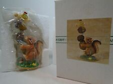 Charming Tails By Dean Griff Silvestri You'Re Nutty ! Figurine 87451