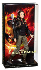 Hunger Games Katniss Everdeen Doll 2012 From the Barbie Collection Pink Label