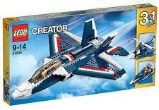 Helicopter Blue LEGO Complete Sets & Packs