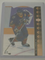 1994-95 Upper Deck UD SP Insert Die Cut #SP-159 Al Macinnis Blues Hockey Card