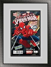 Single Comic Book Frame with our Classic Moulding and easy Removable Back