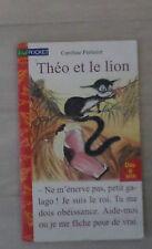 CAROLINE PISTINIER/..THEO ET LE LION