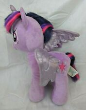 "Build A Bear Workshop My Little Pony Plush Twilight Sparkle 16"" Pre-owned"