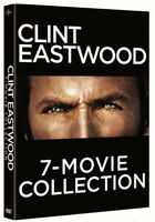 Clint Eastwood: The Universal Pictures 7-Movie Collection [New DVD] Boxed Set,