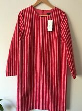 NWT Marimekko POLLY dress Size 44 Fully Lined PICCOLO PRINT