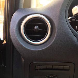 Seitlich Klimaanlage Entlüfter Abdeckleiste 2 für Mercedes-Benz Vito W447 14-21