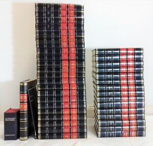 🤓  38 Bände - Die große Bertelsmann Lexikothek Leder Enzyklopädische Bibliothek