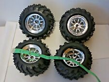 New Bright 1:18 wheels and tires from Jeep