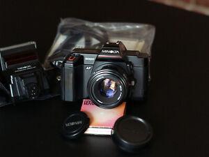 Minolta AF 50mm 1:1.7 avec Minolta 5000