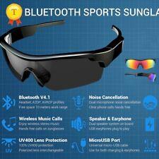 Smart Glasses Lens Sunglasses Nerd Uv Bluetooth Eyewear Polarized Stereo Classic