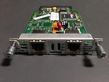 WIC-1AM Cisco Module 800-08823-01
