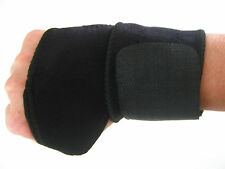 Magnetic Wrist Hand Support Neoprene Pain Relief Gym Sport