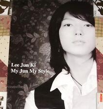 Korea IDOL Lee Jun Ki My Jun My Style Taiwan Promo Poster