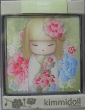 "KIMMIDOLL COLLECTION SQUARE COMPACT- RYOKO - ELEGANT"" KF0345 MINT NEW 2011"