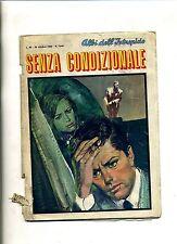 ALBI DELL'INTREPIDO # SENZA CONDIZIONALE# N.1240 Ottobre 1969 #Casa Ed.Universo
