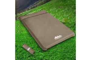 Weisshorn Self Inflating Mattress Camping Sleeping Mat Air Bed Pad Double 10CM
