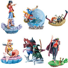 FIGURE ONE PIECE LOGBOX FULL SET 2012 LOG BOX MEGAHOUSE ANIME MANGA LUFFY RUFY 1