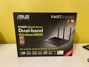ASUS RT-N66U 450 Mbps Gigabit Wireless N Router