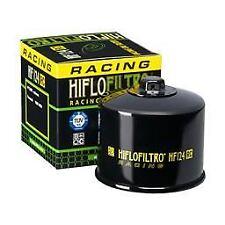 HF124RC Racing Oil Motorcycle Filter to fit Kawasaki 1000 Ninja H2R PFF 15-16