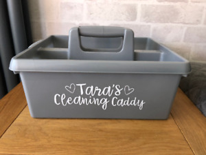 Kitchen Cleaning Storage Caddy Basket Tidy