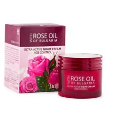 BioFresh REGINA FLORIS Ultra Active Night Cream 50ml With Natural Rose Oil