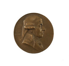 Joseph Haydn Composer Bronze Medal by A. Hartig c1930