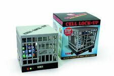 Gag Gift Cell Phone Lock Up Jail Fun Family Time Stop Electronic Disturbance NEW