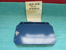 1967-73 FORD TRUCK  AUXILIARY DUAL  BATTERY TRAY  NORS  217