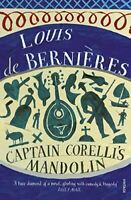 Captain Corelli's Mandolin, de Bernieres, Louis, Very Good, Paperback