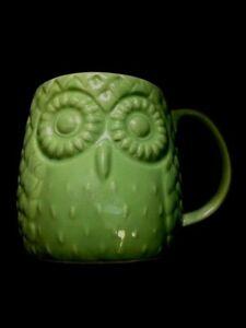 Home Essentials Owl Mug (EUC)!