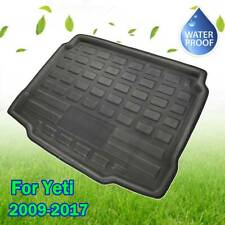 Car Cargo Boot Liner Tray Rear Trunk Mat Floor Carpet For Skoda Yeti 5L 09-17