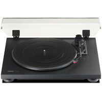 Teac TN-100 Belt-Drive Turntable with Preamp & USB Digital Output - Black