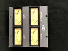 SSL Solid State Logic Aysis Air Axion MT+ Master VU Meter Assembly - SIFAM