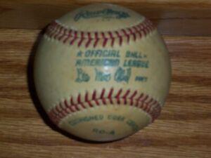 1978  Lee MacPhail Rawlings American League Baseball