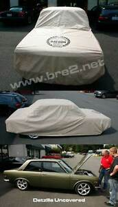 BRE Datsun 510 Car Cover with BRE Championship Wreath Sold by Peter Brock BRE