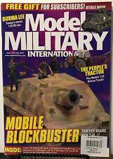 Model Military International Mobile Blockbuster UK June 2017 FREE SHIPPING JB