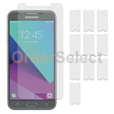 10X Ultra Clear LCD Screen Protector for Android Phone Samsung Galaxy J3 Emerge