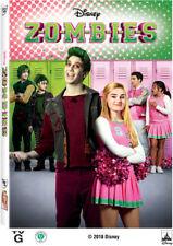 ZOMBIES (Disney Channel)  - DVD - Region 1 - Sealed  Z-O-M-B-I-E-S