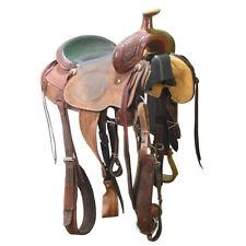 "New listing Used 16"" Craig Cameron Ranch Roping Saddle By Cactus Saddlery U16CACTUSCCRAN"