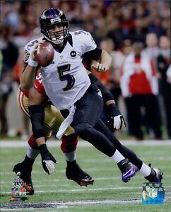Joe Flacco Baltimore Ravens NFL Licensed Unsigned Matte 8x10 Photo D