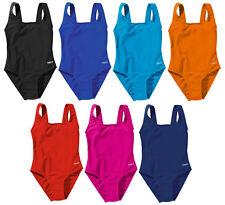 BECO Mädchen Kinder Badeanzug Schwimmanzug Einteiler Größe 92-176