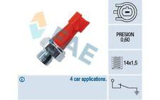 FAE Interruptor de control la presión aceite 12431