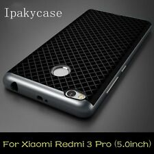 ORIGINAL iPAKY PC+TPU Hybird Back Cover Case For XIAOMI REDMI 3S / 3S PRIME Grey