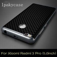 ORIGINAL iPAKY PC+TPU Hybird Back Cover Case For XIAOMI REDMI 3S / 3S PRIME Grey