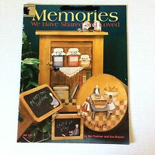 Book Tole Painting Patterns-Instruction Memories We Have Shared