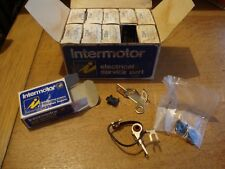 INTERMOTOR 2364 CONTACT POINTS SETS X 10 RENAULT 4 / 9 / 11