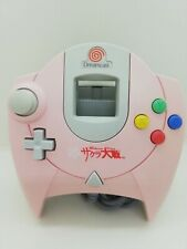 Dreamcast Controller  Sakura Wars Limited Edition Pink Sega Official